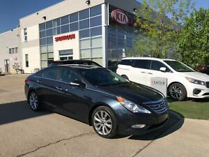 2013 Hyundai Sonata 2.0T Limited CLEAN CARPROOF! LEATHER! HEA...