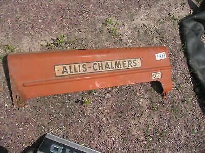 Allis Chalmers Tractor D17 Hood Cowl
