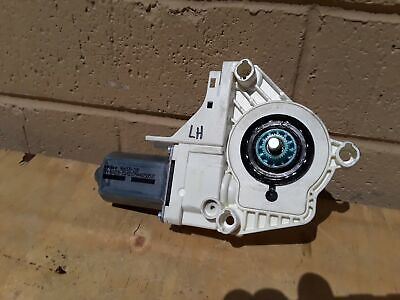 2009 - 2016 AUDI A4 SEDAN FRONT LEFT DRIVER SIDE DOOR WINDOW REGULATOR MOTOR OEM
