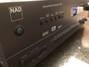 NAD T751 Receiver + PP1 Phono Pre-amp