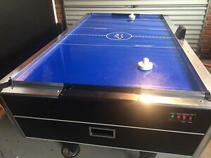 Air Hockey table Wynn Vale Tea Tree Gully Area Preview
