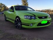 2006 BF Ford Falcon XR6 Magnet Ute Cowra Cowra Area Preview
