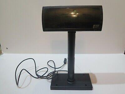 Pos-x Customer Display Xp8200s Black On Pole Base Stand