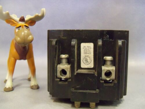 Square D FPS-260 60 Amp Fuse Block N-224032