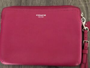 Coach case for iPad mini or tablet