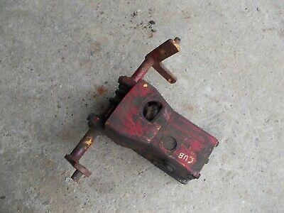 Farmall Cub Ih Rc Tractor Original Working Hydraulic Assembly W Rockshaft Arms