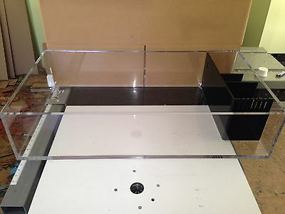 "36x18x8 All in One Acrylic Frag Tank (1/2"" thick)"