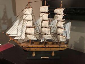 "Model Ship - ""Confection"""