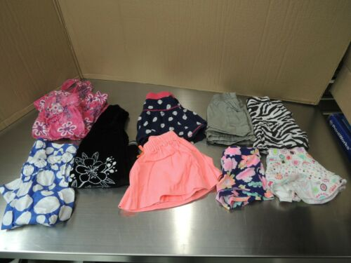 Lot of 2T Girls Dresses, Skirts and Skorts