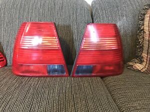 Vw Mk4 parts, BMW e46 taillights