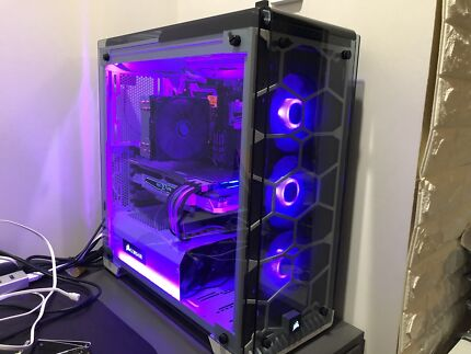 Custom Build Gaming Tower- i7 5930k 32gb ram GTX1080