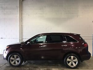2010 Acura MDX Direct Guarantied Financing