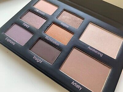 Mally Beauty Auge (Mally Beauty Muted Muse Eyeshadow Palette Neutral Tones)