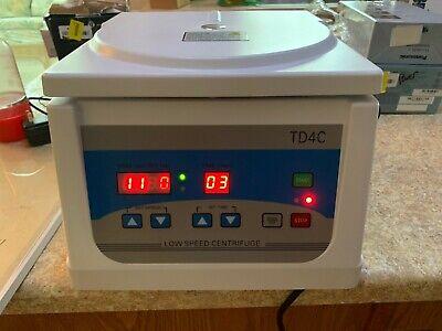 Gltl Td4c Beautylab Centrifuge Digital Bench-top Centrifuge 100-4000rpm