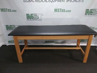 Physical Therapyexam Table Unbranded Black Medical Healthcare Examination