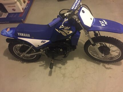 Pw80 Yamaha motorbike very good condition