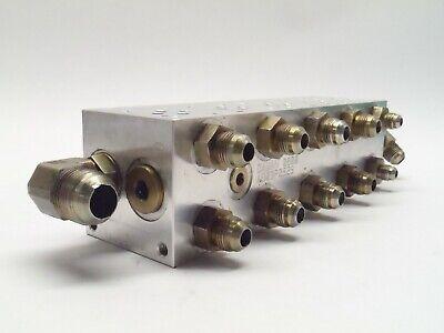 Daman Ad03p052s Standard Flow Parallel Circuit Manifold