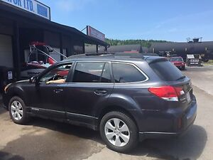 2012 outback wagon awd new motor 70000klms $9995.00