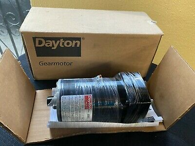 Dayton Gear Motor. Hobart Oven Baxter Parts Lift Rack