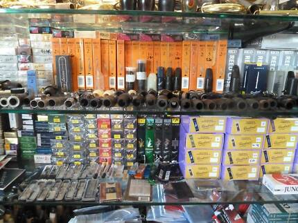 Reeds for sax, carinet,oboe all new! In canberra's northside!!!
