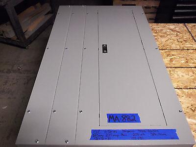 Ge 225 Amp Panel Panelboard 200 175 150 Main Breaker 208v120v 240v Gutter