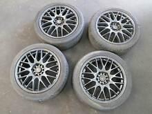 17 Inch 5 Stud Rims Suit Honda Mitsubishi Toyota Nissan + More Blaxland Blue Mountains Preview
