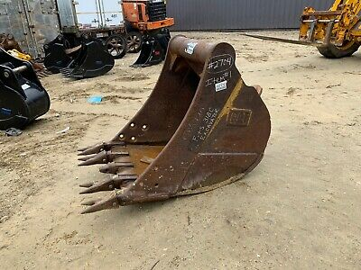 36 Caterpillar Cat M315 M318 M320 Wain Roy Quick Coupler Style Excavator Bucket