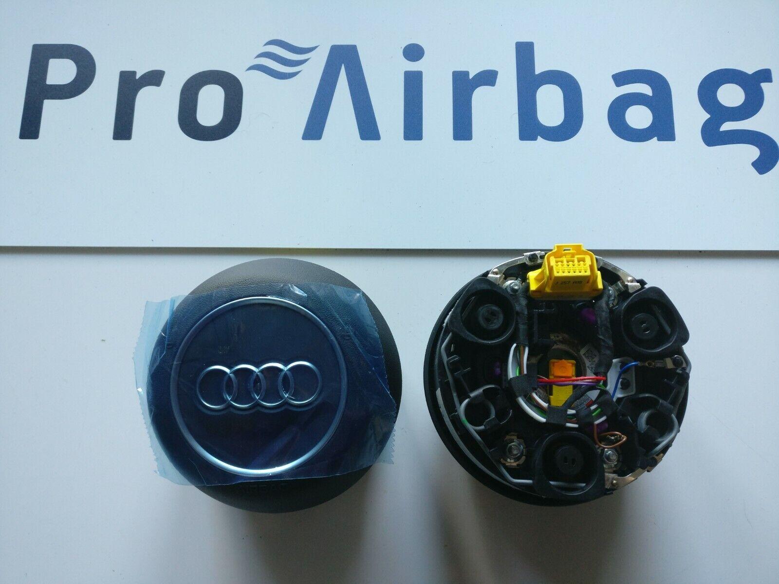 Neu Original Audi A3 A4 S3 Q2 Q5 8V0880201 DN CK Lenkrad Airbag Für Audi ab 2015