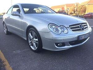 2006 Mercedes-Benz CLK280 Coupe Adamstown Newcastle Area Preview
