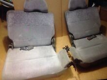 Nissan Patrol Seats Crows Nest North Sydney Area Preview