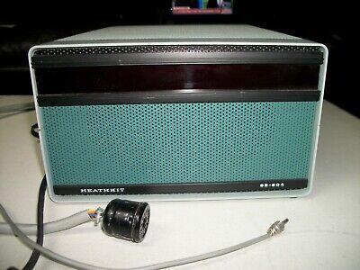 Heathkit SB-604 Power Supply & Speaker for SB-104A CB Radio Transceiver/Smoked
