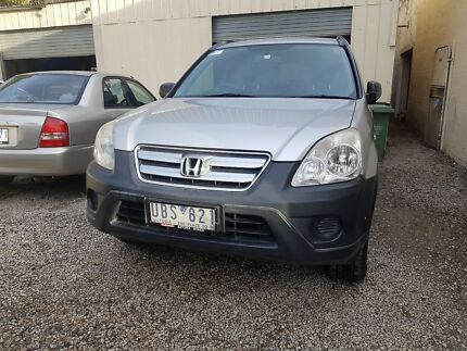 2006 Honda CR-V RD MY2006 4WD SUV Lilydale Yarra Ranges Preview