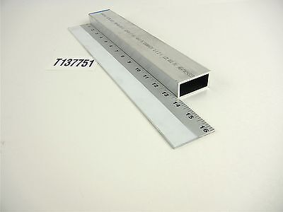 1 X 2 Aluminum Rectangle Tube .125 Wall 13.25 Length Sku 137751