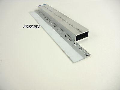 1 X 2 Aluminum Rectangle Tube .125 Wall 13.25 Length Sku 137751