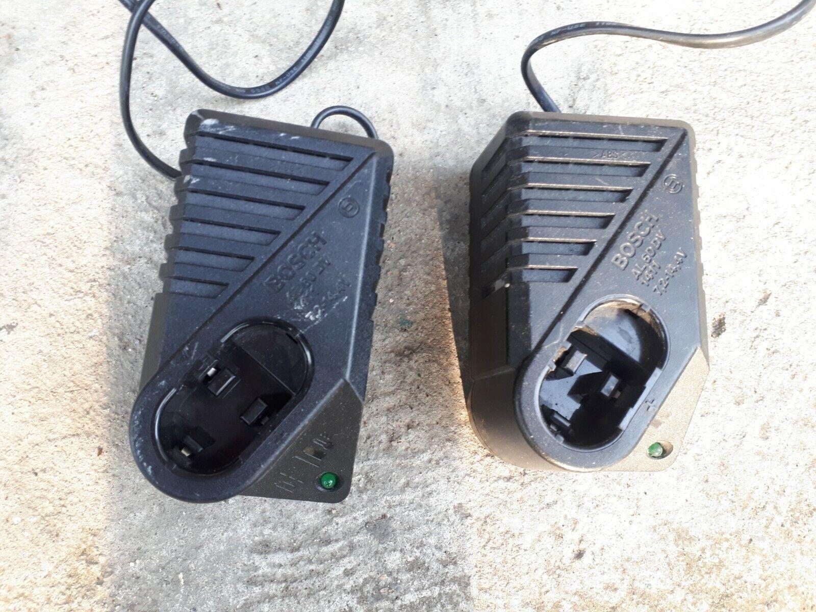 Ladegerät kompatibel Bosch Typ AL 2425 DV 7,2V-24V   Schwarz