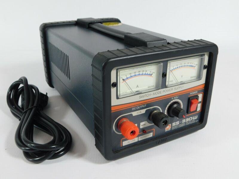 Daiwa SS-330W Adjustable 30 Amp Switching Power Supply (works great)