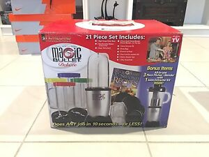 Magic Bullet **NEW** Revesby Bankstown Area Preview