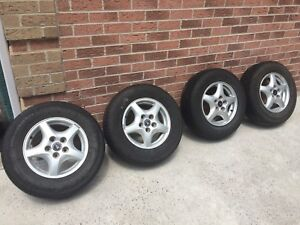 225/70/15 tires and rims