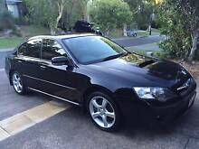 2005 Subaru Liberty GT Sedan Wakerley Brisbane South East Preview