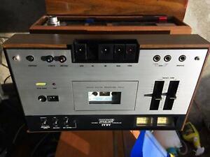 Vintage AKAI Cassette Tape Deck CS-34D