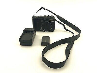 *USED* Canon PowerShot G9 12.1MP Digital Camera