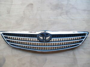 TOYOTA CAMRY CHROME PAINT GRILL 2003