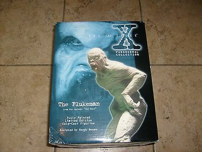 X-Files Alien Statue Figure Randy Bowen Designs Dark Horse X-File UFO NEW MIB