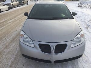 2006 Pontiac G6 4 door , Automatic