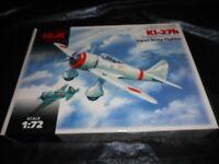 ICM 72202-1:72 Ki-27b Neu