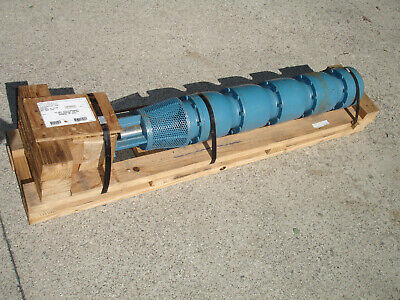 Goulds Pumps Itt Submersible Pump Model 7thc-4stg 2tpim 4.75 60hp 7thc 700gpm