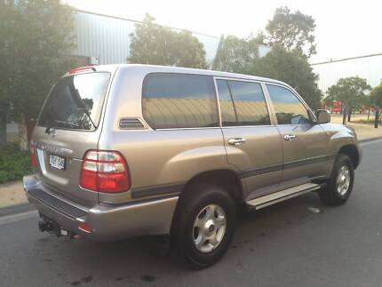 05 Toyota LandCruiser V8 Wagon 4.7L. 236Kms.RWC Full service hist Hawthorn Boroondara Area Preview