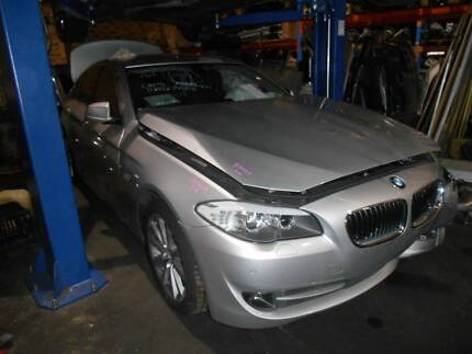 WRECKING 2013 BMW F10 528i TURBO N20 Auto ENGINE TRANSMISSION Sydney City Inner Sydney Preview