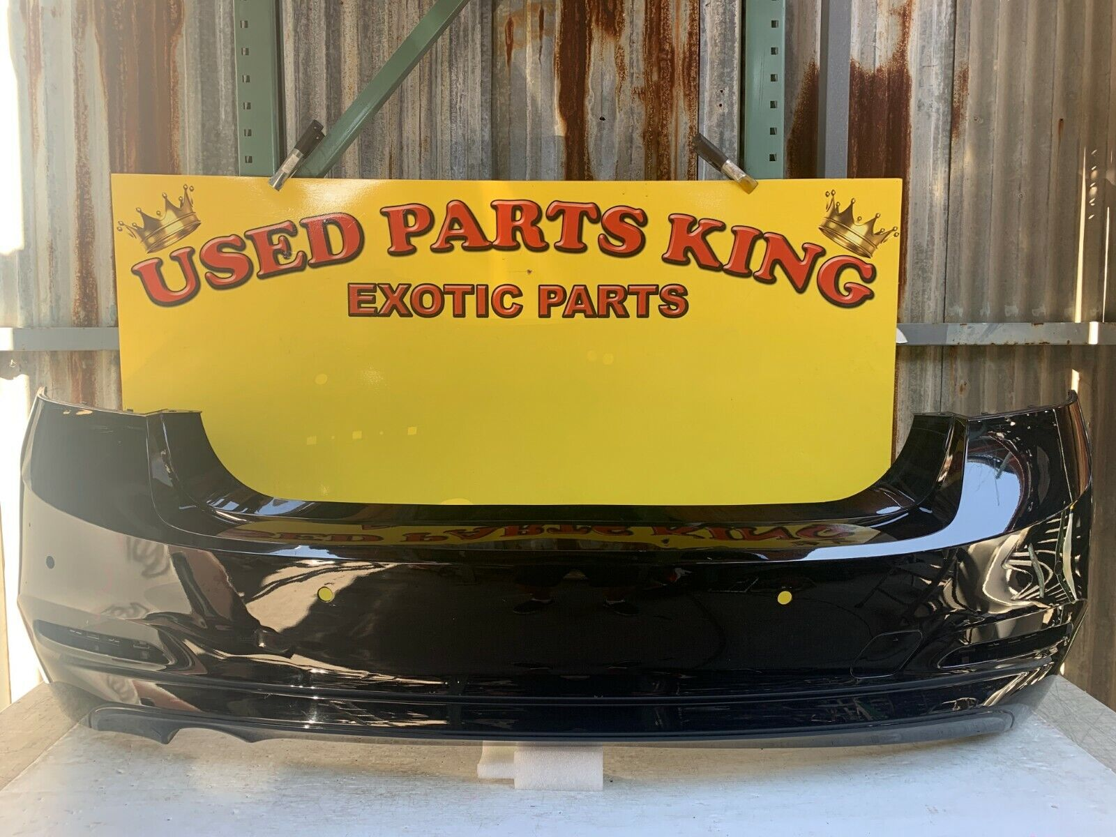 Used BMW 328i Bumpers for Sale
