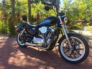 2012 Harley-Davidson SuperLow 883 (XL883L) Canning Vale Canning Area Preview